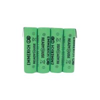 Akupack Emmerich Ready to Use AA, 2200 mAh, 4,8 V