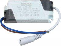 Zdroj-LED driver 8-12W, 230V/23-42V/300mA pro podhled.světla M117,M118