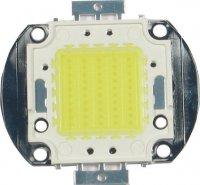 LED 50W Epistar, teplá bílá 3000K, 5300lm/1500mA,30-32V,120°