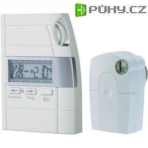 Bezdrátový termostat s hlavicí HomeMatic, 76787