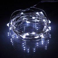 Řetěz vánoční 30 LED 3m CW RETLUX RXL 30