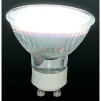 LED žárovka, 8632c23b, GU10, 1,5 W, 230 V, 56,5 mm