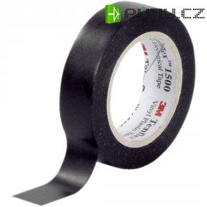 Izolační páska 3M Temflex 1500, XE003411438, 15 mm x 10 m, černá