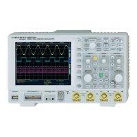 Digitální osciloskop Hameg HMO2024, 4 kanály, 200 MHz
