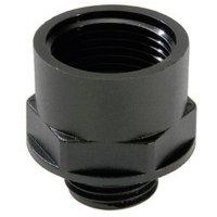 Adaptér kabelové spojky Wiska EX-KEM 16/20 (10064742), IP66, M16, černá (RAL 9005)
