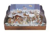 Pohyblivý vánoční betlém