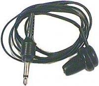 Naslouchadlo 8ohm s konektorem jack 3,5mm mono