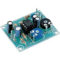 Monofonní předzesilovač pro mikrofon Conrad, 9 - 15 V/DC (stavebnice)
