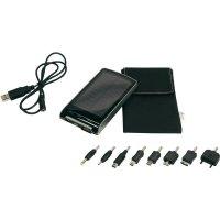 Solární mobilní nabíječka Platinum Plus AM-112, Li-ion 2500 mAh