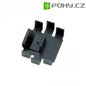 Zásuvný chladič Fischer Elektronik FK 220/ SA 220, 25 x 20,5 x 7 mm, 25 K/W