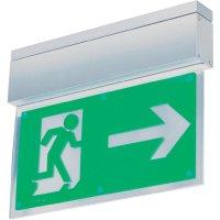 Nouzové osvětlení úniková cesta se stropním úchytem L-Lux Standard (BR 559 030)