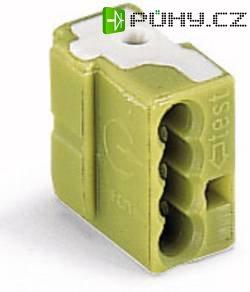 Nástrčné (zdířkové) svorky pro pájecí kolíky Wago 243 - 724