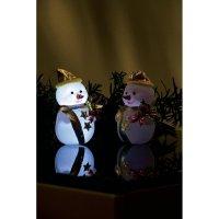 Svíticí LED sněhulák Konstsmide
