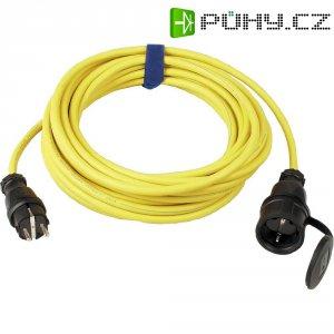 Prodlužovací kabel Sirox, 25 m, 16 A, žlutá