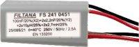Odrušovací filtr FS241 100n+2x2n2+2x10uH+2x2,7mH /TC241/