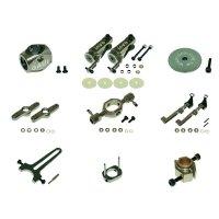 CNC souprava hlavního rotoru GAUI (204684)