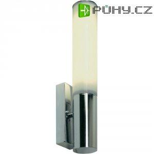 Nástěnné svítidlo do koupelny SLV Calma, 151442, 11 W, G23, chrom, bílá