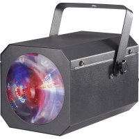 DMX LED efektový reflektor Mc Crypt DL-1114S, 5 W, multicolour