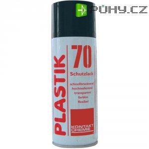 Ochranný lak na DPS CRC Kontakt Chemie Plastik 70, 74309-AA, 200 ml