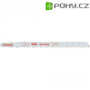 Sada listů do nožové pilky na dřevo RUKO 3228024, 132 mm, 5ks