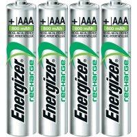 Akumulátor Energizer Extreme, NiMH, AAA, 800 mAh, 4 ks