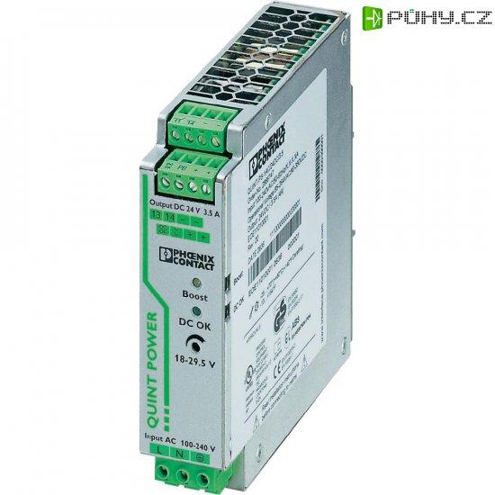 Síťový zdroj na DIN lištu Phoenix Contact QUINT-PS/24DC/12DC/ 8 12 V/DC 8 A 1 x - Kliknutím na obrázek zavřete