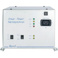 Měnič napětí DC/AC Berel NUS2500/24/TI, 24V/230V, 2500 W
