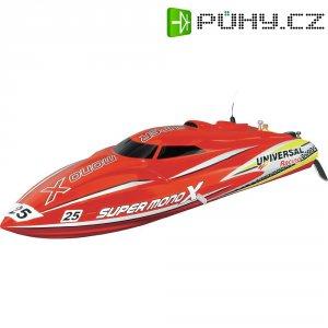 Elektro model člunu Ripmax Super Mono X, vč. RC soupravy, 2,4 GHz, RtR, 420 mm