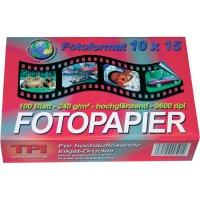 Fotopapír, 10X15, 240G 100 listů LESK