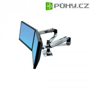 """Držák na stůl pro monitor Ergotron 45-245-026, 38,1 cm (15\"""") - 68,6 cm (27\""""), černá/stříbrná"""