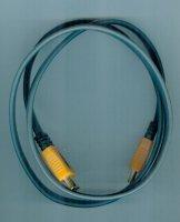 Kabel HDMI(A)-HDMI(A) 1m, plochý kabel DOPRODEJ