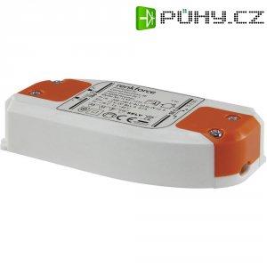 Napájecí zdroj Renkforce pro LED, 0-8 W, 12 V/DC, 667 mA, bílá/oranžová