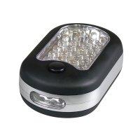 Svítilna LED (24+3) plast (3xAAA)