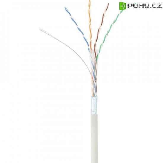 930fc19d7 Síťový kabel RJ45 Renkforce RF-4259502, CAT 5e, F/UTP, 15 m, šedá ...