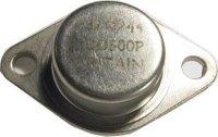 BU500 N výkonový spínací 1500V/6A 75W TO3