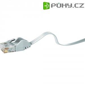 Plochý kabel U/UTP Cat 5e, 30 m