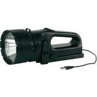 Ruční LED svítilna Ansmann Future SF1000M 1600-0055-510, černá