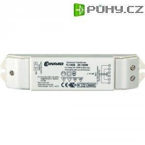 Elektronický transformátor, TL105S, 20 - 105 W, 230 V - 240 V ⇒ 11,5 V, bílá