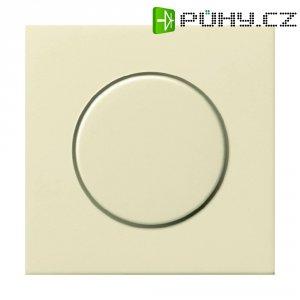 Stmívací kolečko do rámečku Gira, krytka, standard 55, krémově bílá (0650111)