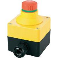 Nouzový vypínač Schlegel SIL22_QRBLUV_118308, 250 V/AC, 16 A