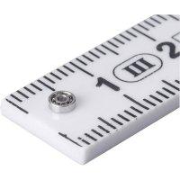 Radiální kuličkové ložisko Modelcraft miniaturní Modelcraft, 2,5 x 8 x 2,5 mm