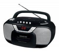 Rádio s CD SENCOR SPT 207