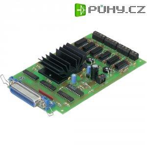 Řídicí karta 3osého krokového motoru Emis SMC-800, 2,5 A