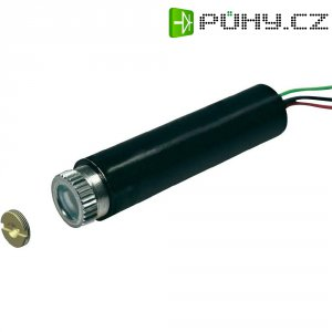 Laserový modul bod, 1206000002EC, 1 mW