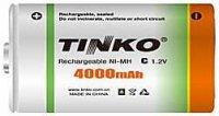 Nabíjecí článek NiMH C 1,2V/4000mAh TINKO