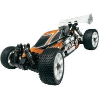 RC model Nitro Buggy HPI Racing Pulse 4.6, 1:8, 4WD, RtR 2.4 GHz