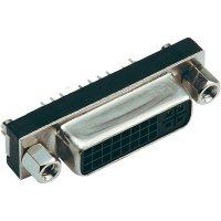 DVI konektor BKL Electronic 909000, 24+5, 180 st