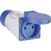 CEE-Cara adaptér PCE, 9433101, zástrčka 16 A ⇒ zásuvka CZ 16 A, 230 V, IP44