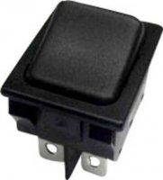 Kolébkový spínač s aretací SCI R13-117C-01, 250 V/AC, 10 A