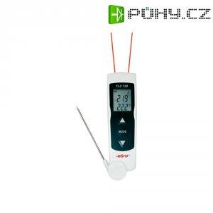Vpichovací teploměr ebro TLC 730, -50 až +350 °C